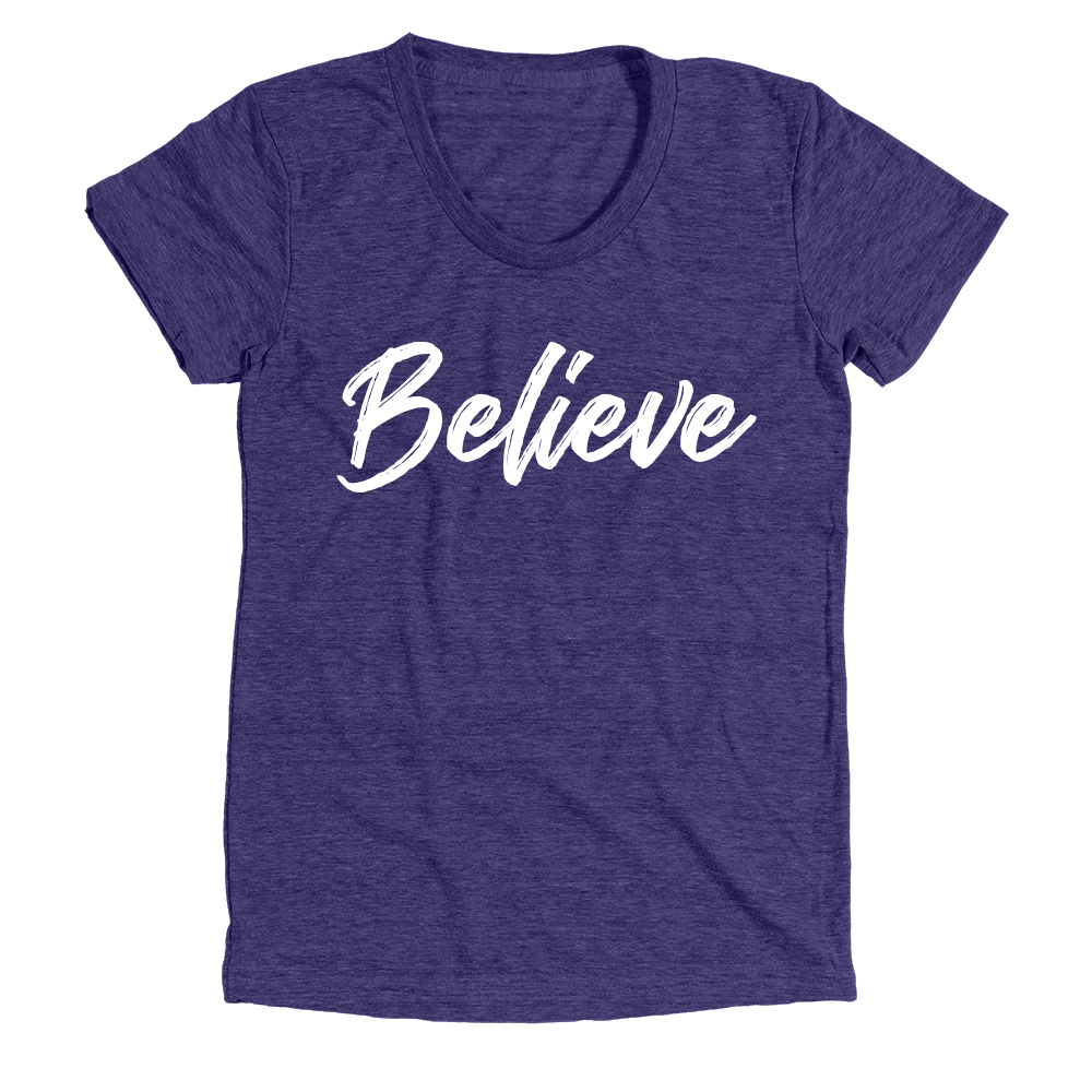 Believe - Womens