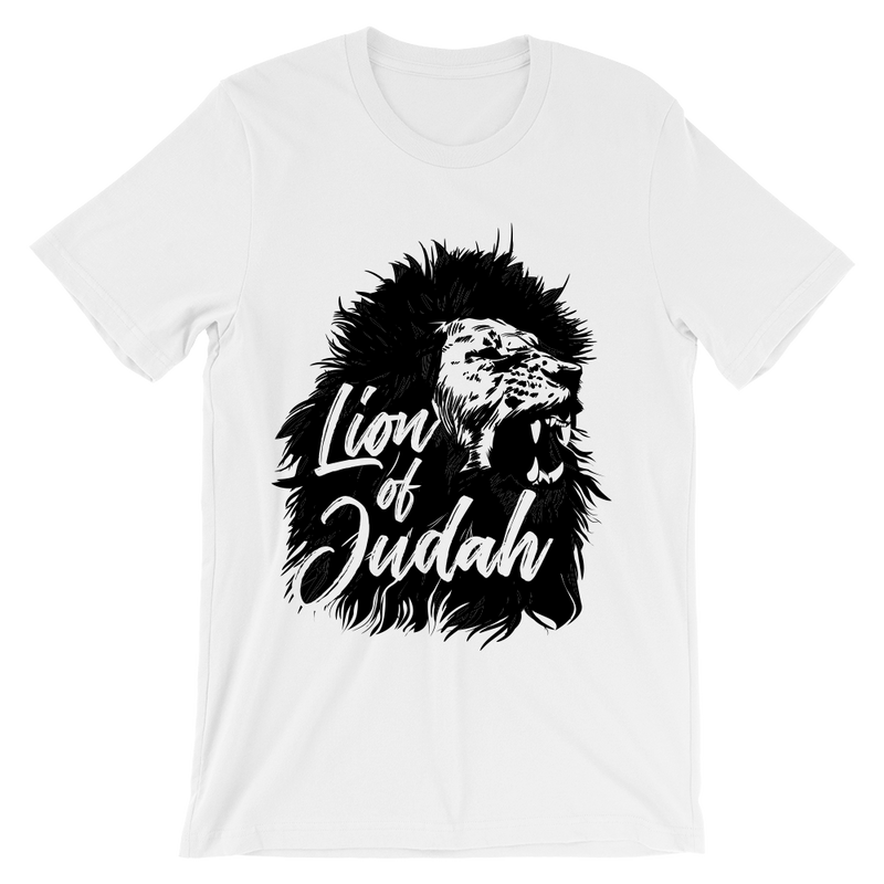 Lion of Judah T-shirts