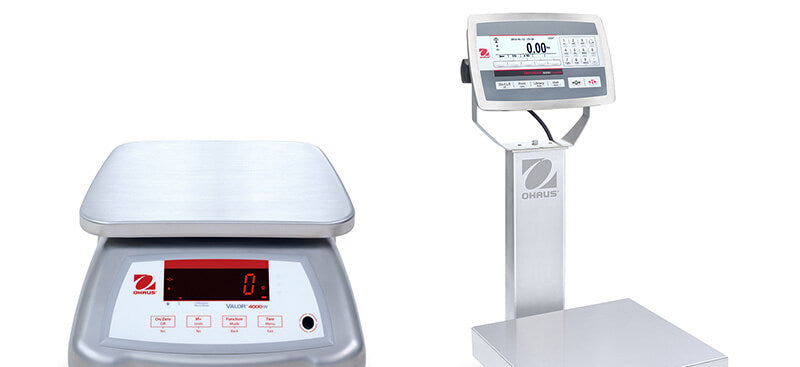 Industrial Scales Ideal for Washdown Areas
