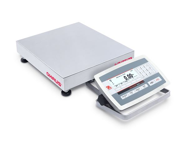 Ohaus Defender Bench Scales D52XW50WQR5, Legal for Trade, 100 lbs x 0.02 lb