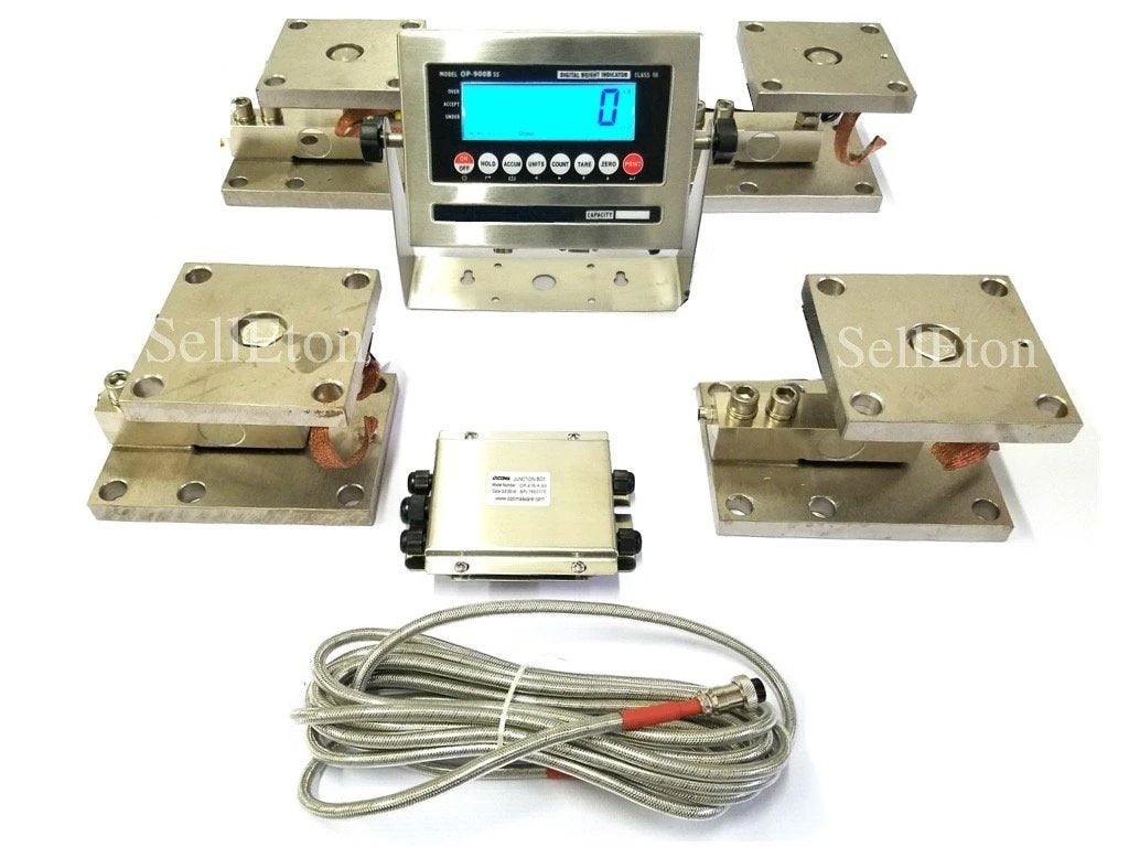 OPTIMA OP-730-TM Load cell Conversion kit weigh module for Scale Tank, Hoppers & vessels