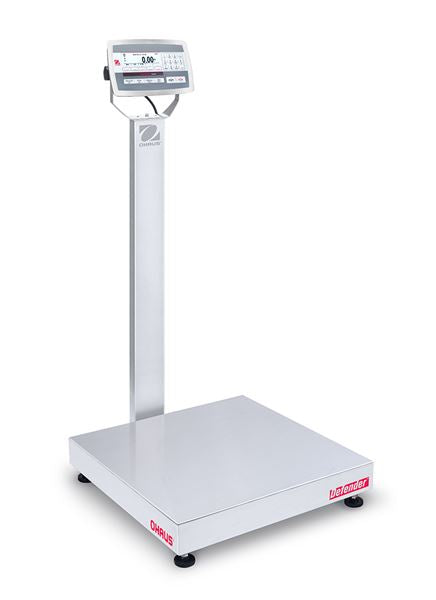 Ohaus Defender Bench Scales D52XW50WQV8, Legal for Trade, 100 lbs x 0.02 lb