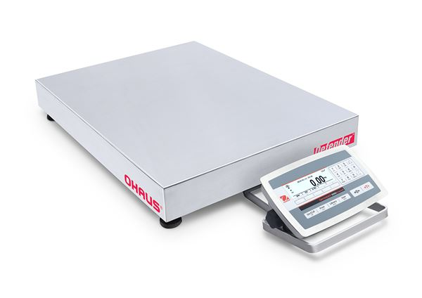 Ohaus Defender Bench Scales D52XW250WTX5, Legal for Trade, 500 lbs x 0.1 lb