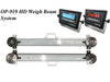 OPTIMA OP-919-HD Weigh Beam System / Portable