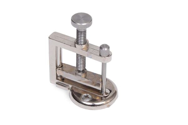 "Ohaus Multi Purpose Clamps CLF-HKFTZ, Nickel Plated, 0"" - 0.67"""