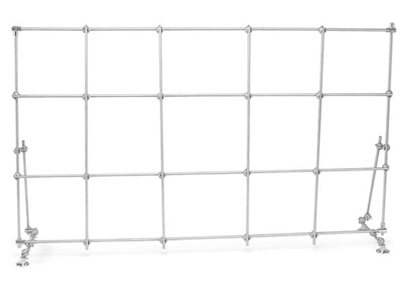 Ohaus Rods, Frames & Supports CLR-FHOODSM, Stainless Steel