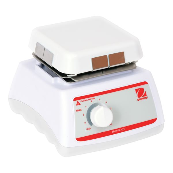Ohaus Mini Hotplates & Stirrers HSMNHP4CAL, 1000ml - 120V