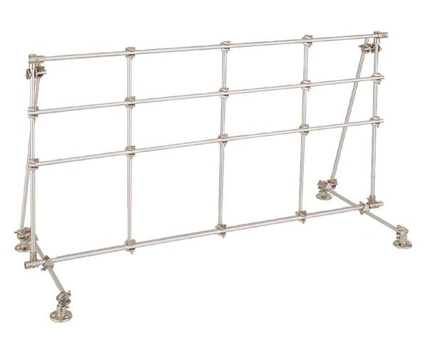 Ohaus Rods, Frames & Supports CLR-FRAMESM, Stainless Steel