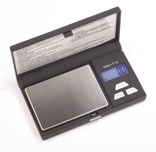 Ohaus YA Gold Series Jewelry Scale, Stainless Steel, YA302, 500g x 0.1g