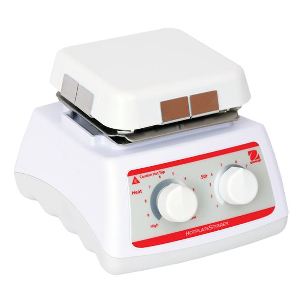 Ohaus Mini Hotplates & Stirrers HSMNHS4CAL, 1000ml - 120V