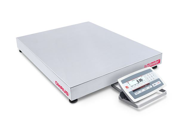 Ohaus Defender Bench Scales D52XW50WQV5, Legal for Trade, 100 lbs x 0.02 lb