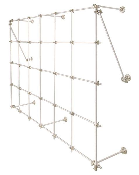 Ohaus Rods, Frames & Supports CLR-FRAMESX, Stainless Steel