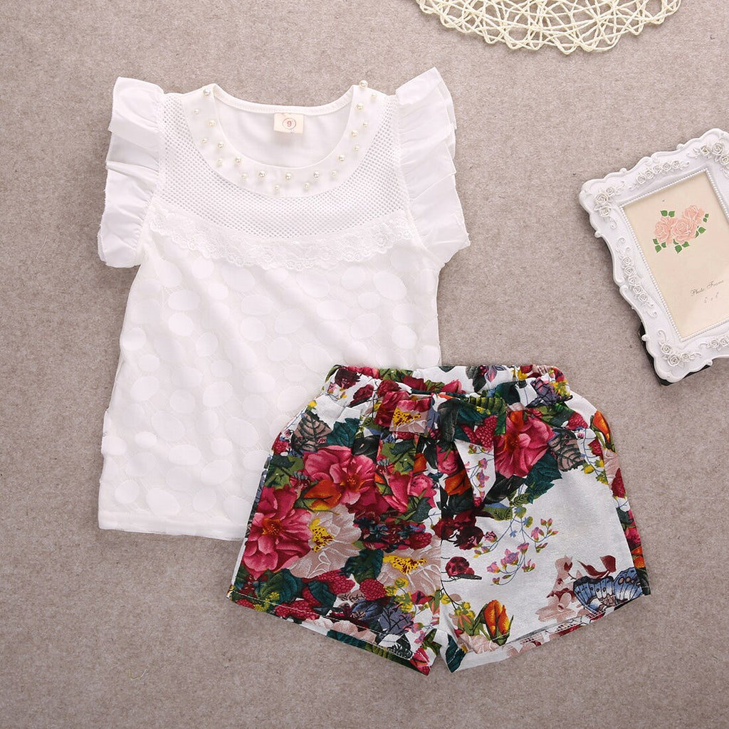 Diantha Outfit 2PCS - babyland.cloth