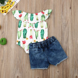 Mercy Outfit 2PCS - babyland.cloth