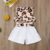 Leopard Set 2PCS - babyland.cloth