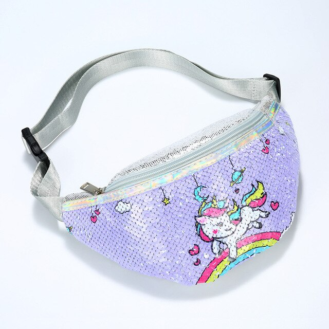 Unicorn Belt Bag - babyland.cloth
