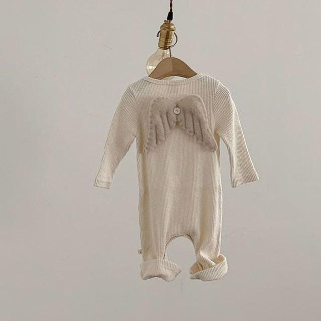 Angel Jumpsuit - babyland.cloth