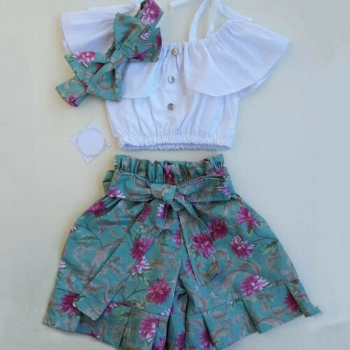 Lillian Outfit 3PCS - babyland.cloth