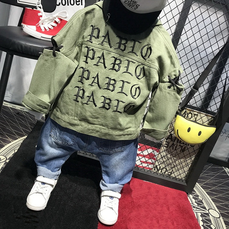 Pablo Outfit 3PCS - babyland.cloth