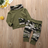 Camp Tracksuit Hooded 3Pcs - babyland.cloth
