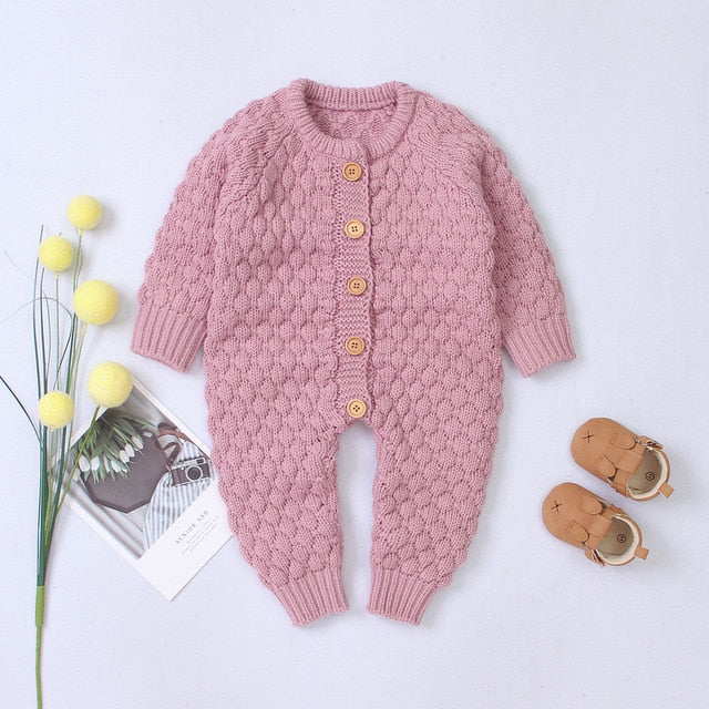 Soft Romper - babyland.cloth