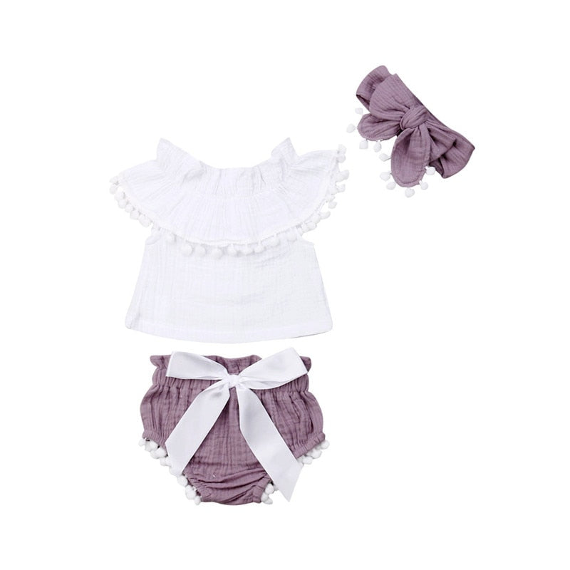 Lolita Outfit 3PCS - babyland.cloth