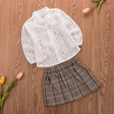 Elena Outfit 2PCS - babyland.cloth