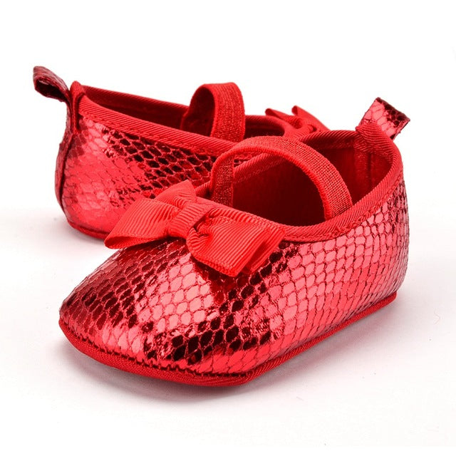 Flower  Moccasins - babyland.cloth