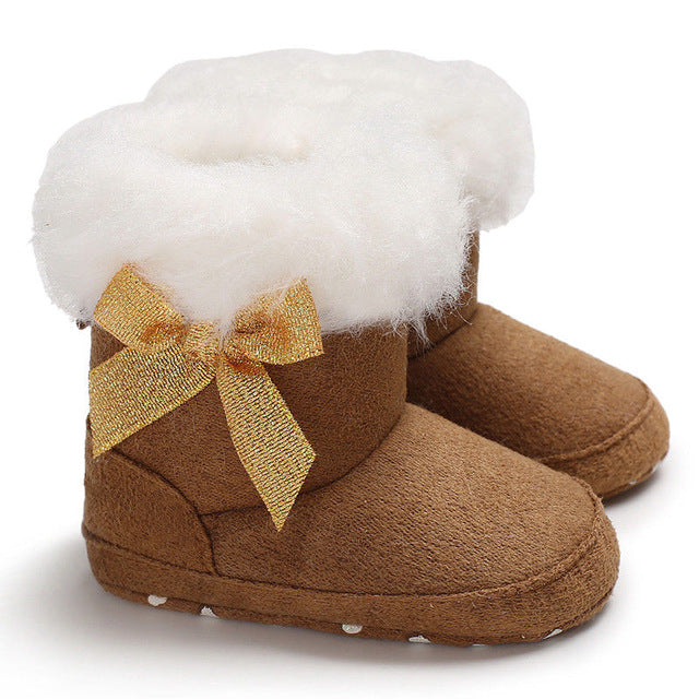 Furry Boots - babyland.cloth