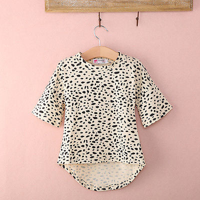 Leopard Dress - babyland.cloth