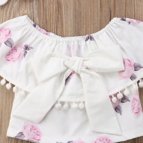 Baby's Breath outfit 2PCS - babyland.cloth