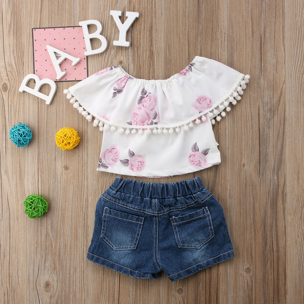 Baby's Breath outfit 2PCS