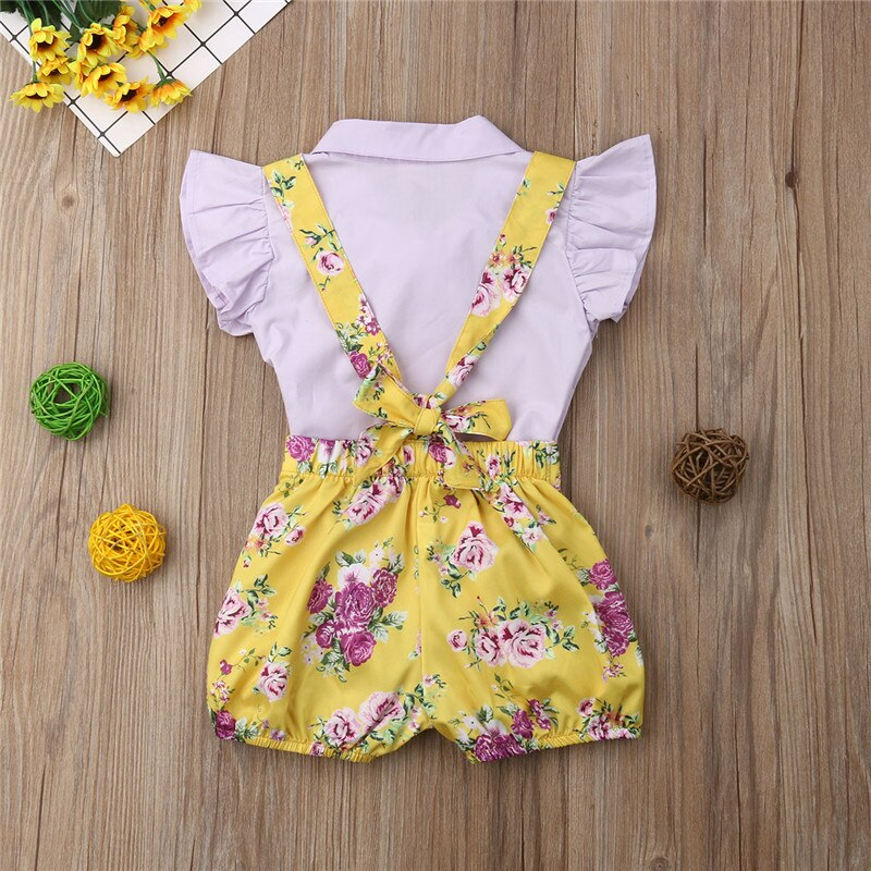 Maya Outfit 2PCS - babyland.cloth