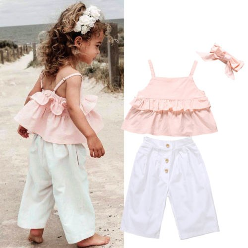 Fashion Outfit 3PCS - babyland.cloth
