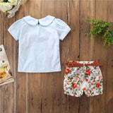 Cassia Outfit 2PCS - babyland.cloth