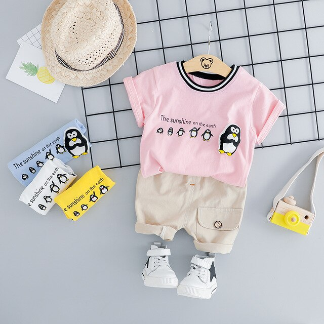 Penguin Outfit 2PCS