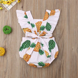 Pineapple Jumpsuit - babyland.cloth