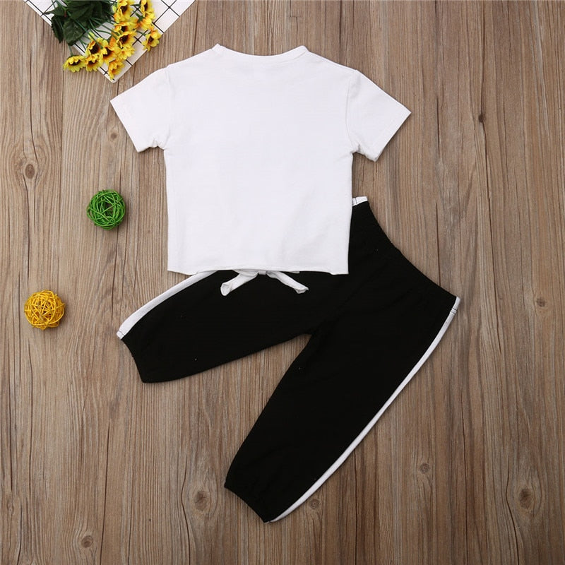 Adelpha Outfit 2PCS - babyland.cloth