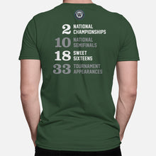 Load image into Gallery viewer, East Lansing, Michigan Basketball Map Stats T-Shirt