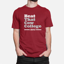 Load image into Gallery viewer, Beat That Cow College (Again) T-Shirt