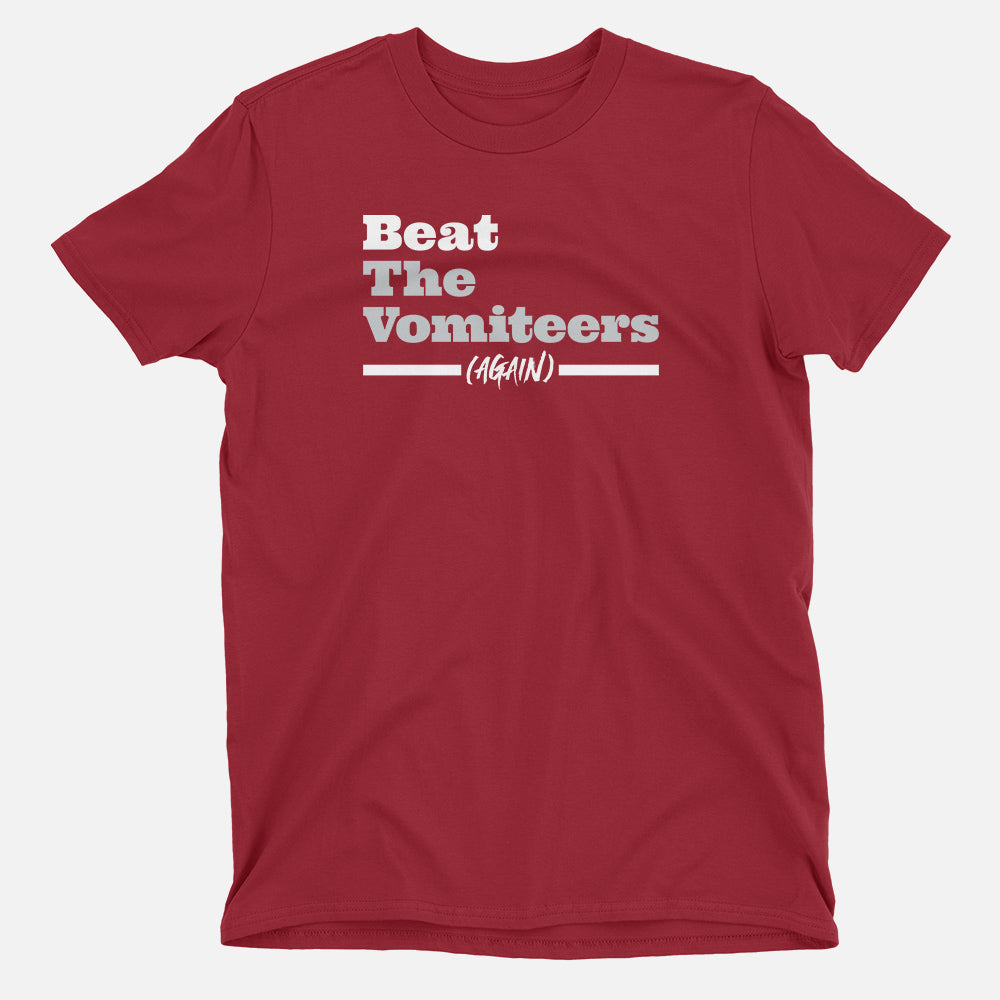 Beat The Vomiteers (Again) T-Shirt
