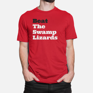 Beat The Swamp Lizards T-Shirt