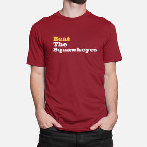 Beat The Squawkeyes T-Shirt