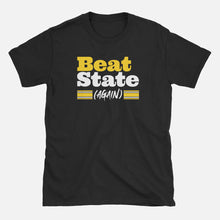 Load image into Gallery viewer, Beat State (Again) T-Shirt (Iowa)