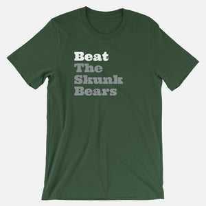 Beat The Skunk Bears T-Shirt