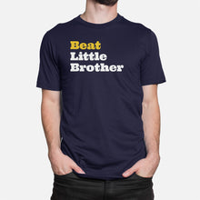 Load image into Gallery viewer, Beat Little Brother T-Shirt, Navy