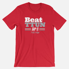 Load image into Gallery viewer, Beat TTUN 7 In A Row T-Shirt