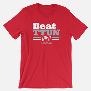 Beat TTUN 7 In A Row T-Shirt