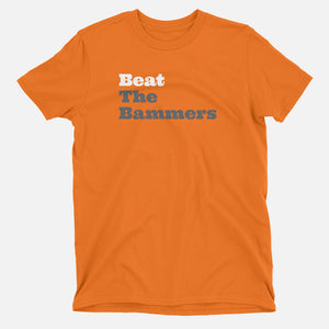 Beat The Bammers T-Shirt, Orange