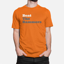 Load image into Gallery viewer, Beat The Bammers T-Shirt, Orange